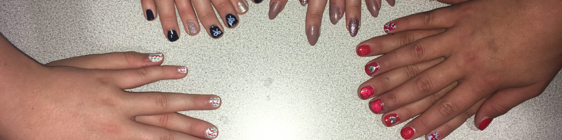 Nail art club prinsesfo Image collections